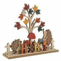 Dekorative gjenstander til høsten