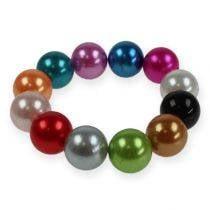 Smykkepinner og dekorative perler