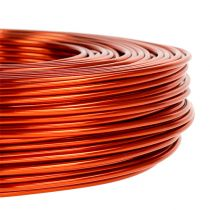 Aluminiumtråd Ø2mm 500g 60m oransje