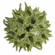Søt tyggegummikegler grønn frostet 250g