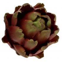 Artisjokkbrun, grønn Ø10cm H11cm