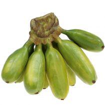 Baby banan flerårig kunstig grønn 13cm