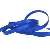 Dekorativt bånd blå 6mm 50m
