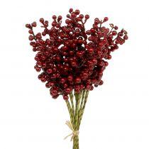 Bærplukk rød 23cm 12stk