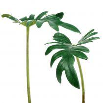 Leaf Philodendron 31cm grønn 12stk