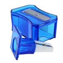 Blyantsliper blå 6cm