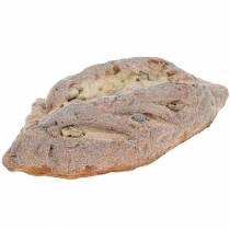 Kunstig brød 23x11cm