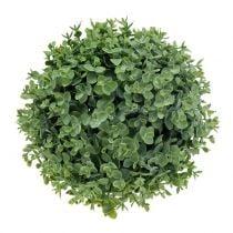 Boxwood ball kunstgrønn Ø23cm