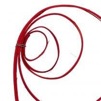 Cane coil vinrød 25stk