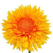 Chrysanthemum Teddy 63cm gylden gul