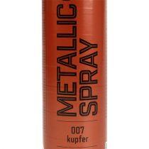 Color-Spray metallisk skinnende kobber 400ml