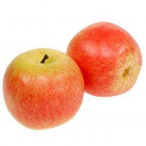Dekorative epler Cox Ø6cm 12stk