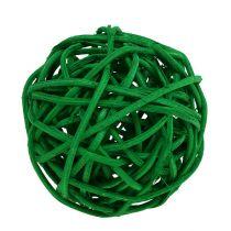 Dekorative kuler grønn blanding Ø5cm 36stk