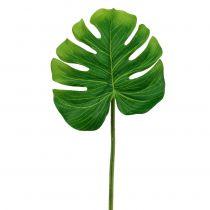 Dekorativt blad Philo bladgrønt B11cm L29,5cm 3stk