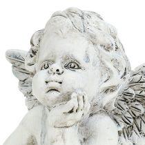 Dekorativ engel H7,5cm 6stk
