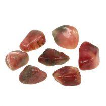 Dekorative steiner rosa-kremblank 4cm - 6cm 1kg