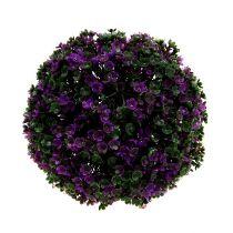 Dekorativ ball syrin fra blomster Ø18cm 1p