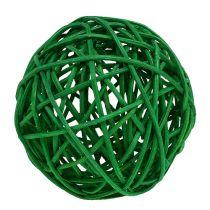Deco baller sorterer. Grønn 7cm 18stk