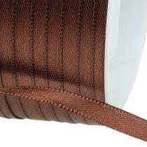 Gavebånd brun 6mm x 50m