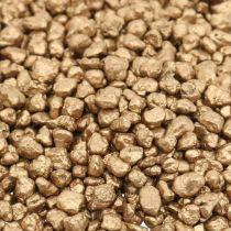 Dekorativt granulatgull dekorativt grus 2-3mm 2kg