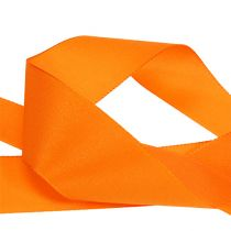 Gave- og dekorasjonsbånd 40mm x 50m oransje