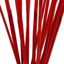 Dekorative pinner, elefant siv rød 20stk