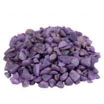 Dekorative steiner aubergine 9mm - 13mm 2kg