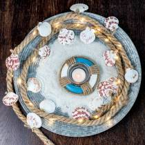 Dekorativ plate sinkplate Ø35cm