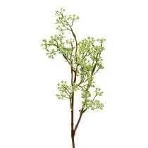 Dekorativ gren grønn L43cm 4stk