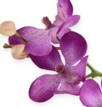 Orkidé lilla 38cm