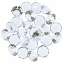 Dekorative diamanter Ø2cm 500g