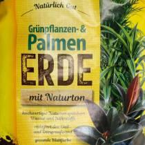 FRUX grønn plante og palmejord 18l