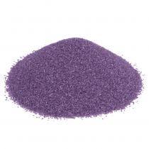 Farge sand 0,5 mm aubergine 2 kg