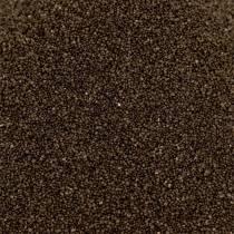 Fargesand 0,5mm brun 2kg