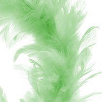 Vårkrans lysegrønn Ø15cm 4stk