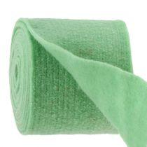Filt tape pottebånd lysegrønn 15cm 5m