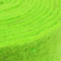 Filtbånd grønt 7,5 cm 5m