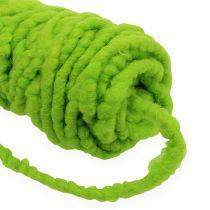 Filtsnor fleece Mirabell 25m grønn