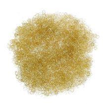 Flower Hair Tinsel Gold 200g engelhår