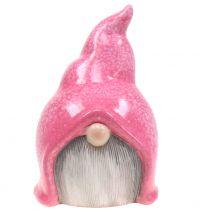 Hagegnom Gnome Rosa 20cm
