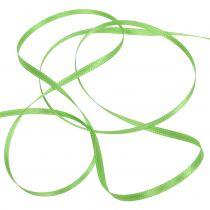 Gavebånd lysegrønn 3mm 50m