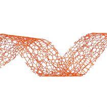 Gavebånd i oransje 3cm 10m