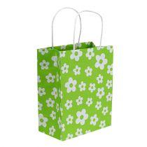 Gaveposer grønn 20cm x 11cm x 25cm 8stk