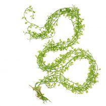 Plantekrans med bær grønn L122cm