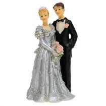 Bryllupspar til sølvbryllup 14cm