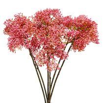 Elderflower gren rosa 54,5cm 4stk
