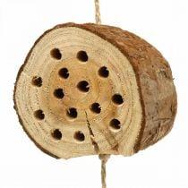 Insekthotellved H65cm hekkende hjelpemiddel for å legge på
