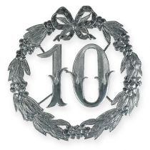 Jubileum nummer 10 i sølv