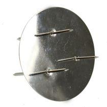 Lysestaker sølv Ø6cm 12stk