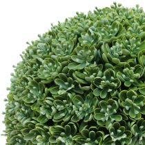 Boxwood ball kunstgrønn Ø28cm
